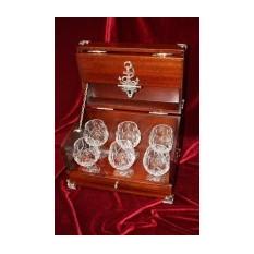 """Изображение подарка Эксклюзивный набор для коньяка на 6 персон """"Sextet"""""""