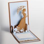 3D-открытка Нежность