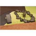 Кожаный чехол для iPhone 5 / 5S «Бархатные ночи Портофино»