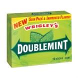 Жвачка Wrigley's Doublemint