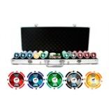 Набор для покера на 500 фишек Pro Poker Piatnik Premium