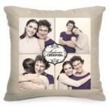 Подушка с вашим фото «Любимая свекровь»