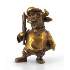 Изображение подарка Скульптура «Бык» в/к