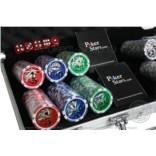 Набор для покера NUTS New на 300 фишек Premium