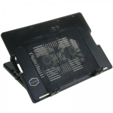 Изображение подарка Подставка для ноутбука с охлаждением и подсветкой