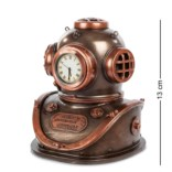 Часы в стиле Стимпанк Водолазный шлем
