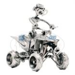 Статуэтка из металла Квадроцикл