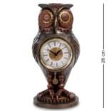 Статуэтка-часы в стиле Стимпанк Сова