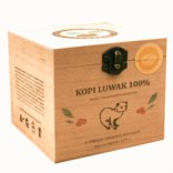Кофе в зернах Kopi Luwak