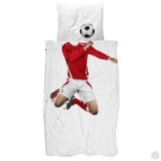 """Изображение подарка Комплект постельного белья Snurk """"Футболист"""""""